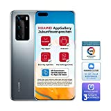 HUAWEI P40 Pro 5G 8GB RAM 256GB Dual (Without Google Play Store) Silver Frost